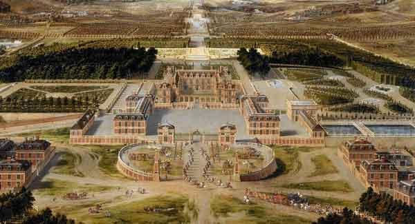 Версальский дворец,