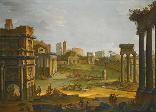 Рим десятого века
