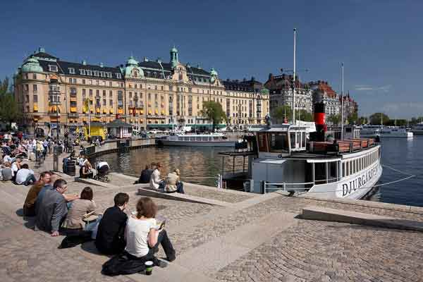Стокгольм, Швеция