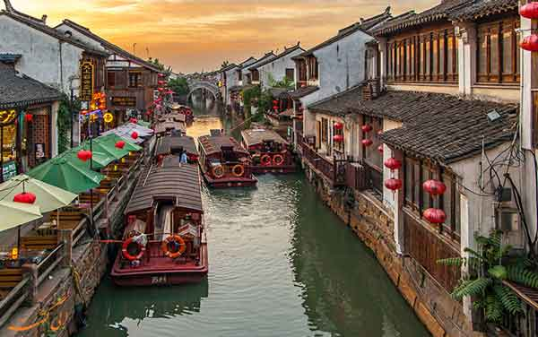 Сучжоу, Провинция Цзянсу, Китай