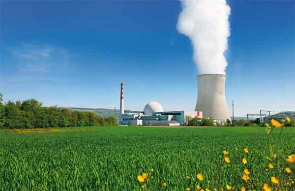 АЭС в Швейцарии