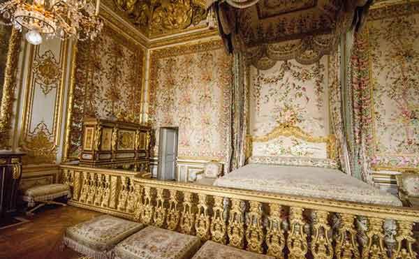 Большие апартаменты короля в Версале