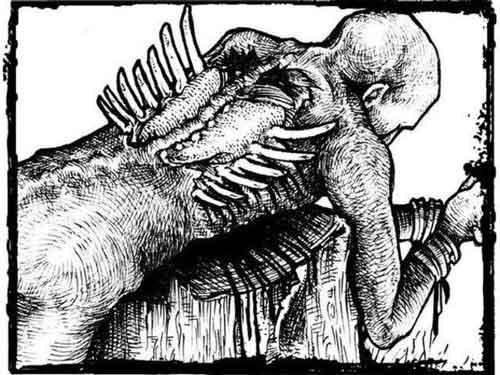 Самая известная форма казни викингов