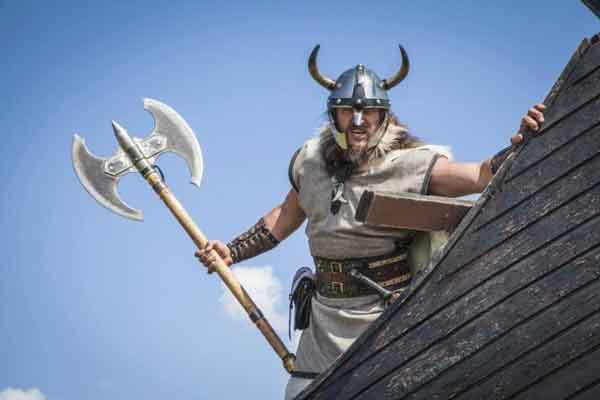 Викинги не носили рогатых шлемов