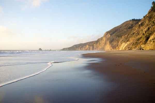 Wildcat Beach, Калифорния