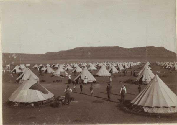 Концентрационный лагерь Англии