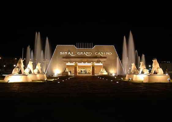 казино Египта