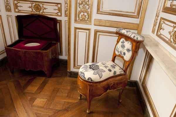 Уборные в Версале