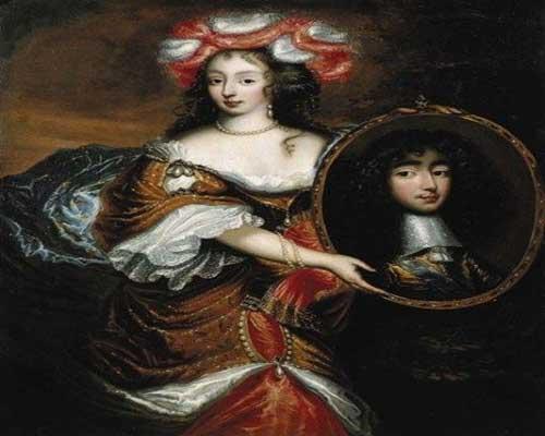 герцогиня Орлеанская