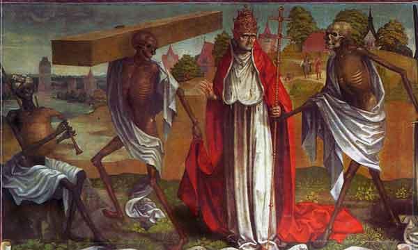 смерть Иоанна XII