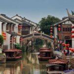 10 самых красивых городов с водными каналами