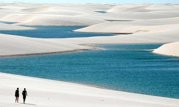 Национальный Парк Ленсойс-Мараньенсес, Мараньян, Бразилия