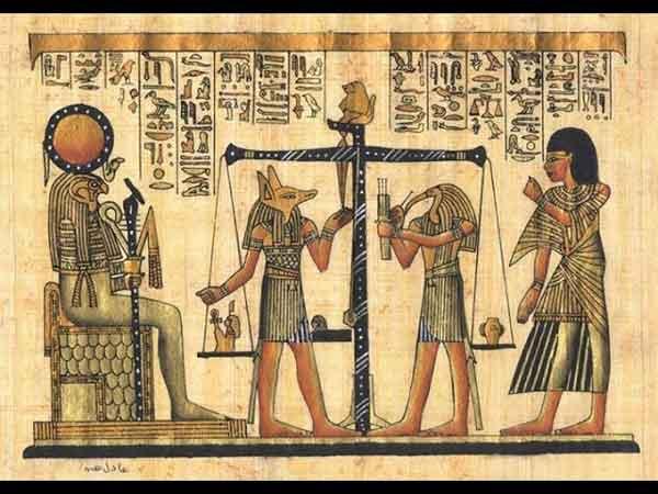 наследство в Египте