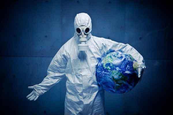 Сокращение численности населения с помощью пандемий