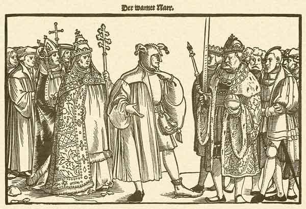Папство в 10 веке