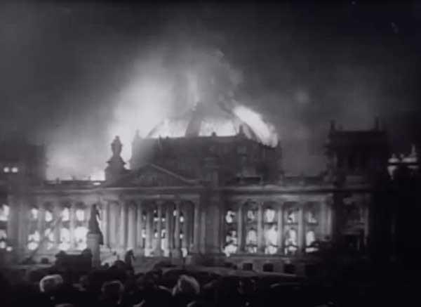 Тайны пожара в Рейхстаге