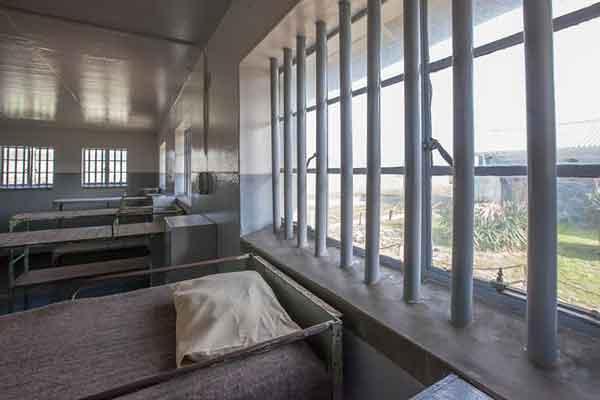 Тюрьма Роббен-Айленд, Южная Африка