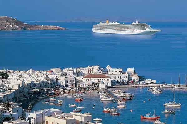 Восточное Средиземноморье круиз