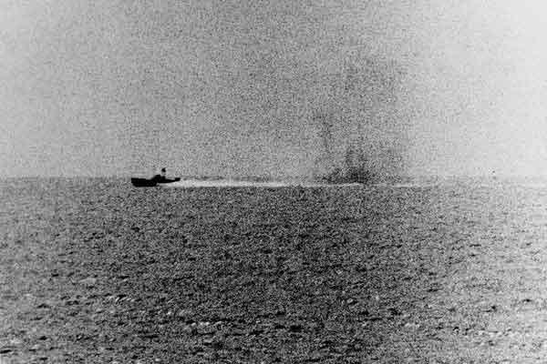 Призраки в Тонкинском заливе
