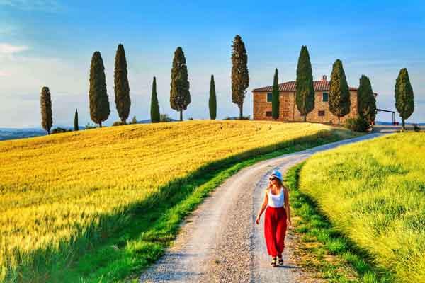 Однодневная гастро-поездка в Тоскану