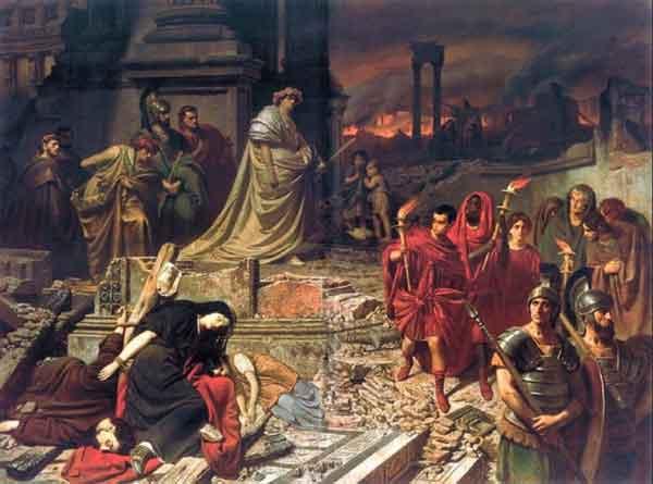 Великий римский пожар