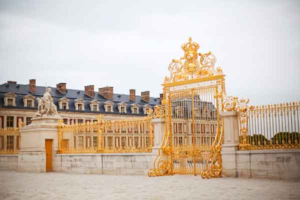 Золотые ворота в Версале