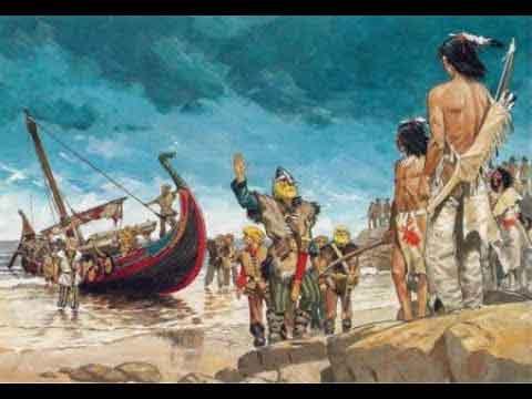 викинги в Северной Америке
