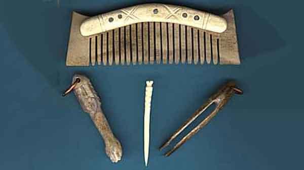 предметы гигиены викингов