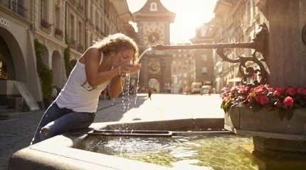вода в швейцарии