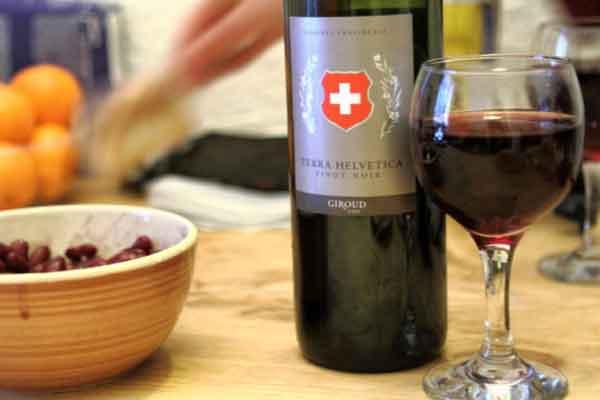вино Швейцарии