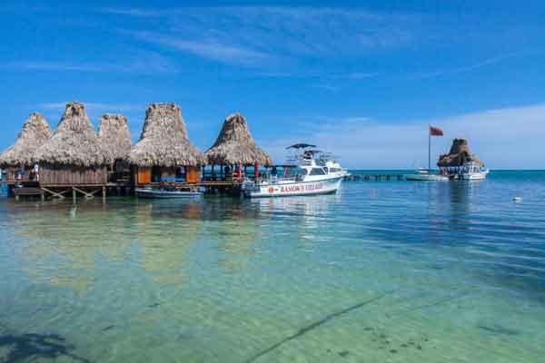 Британский Гондурас также известен, как Белиз