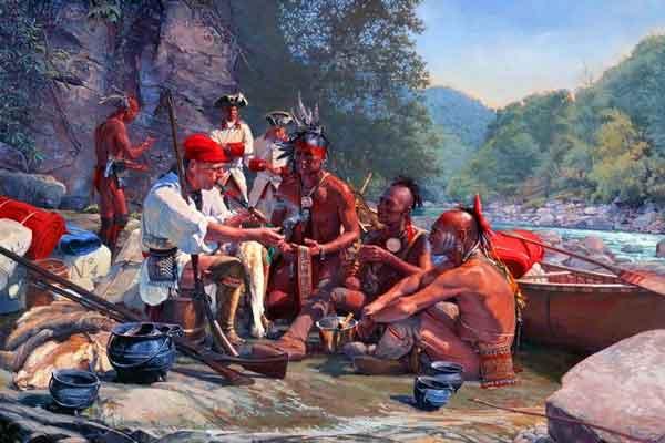 Гондурас был впервые открыт Христофором Колумбом в 1502 году