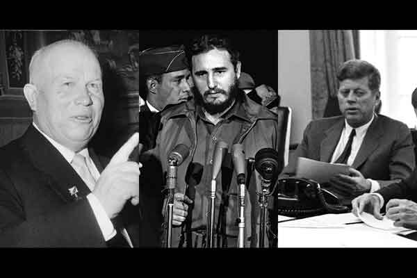 22 октября 1962 года: кубинский ракетный кризис