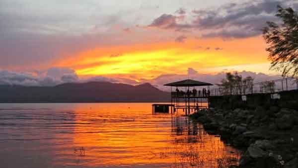Озеро Йохоа