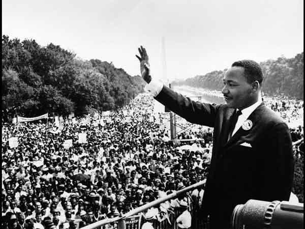 Доктор Мартин Лютер Кинг-Младший