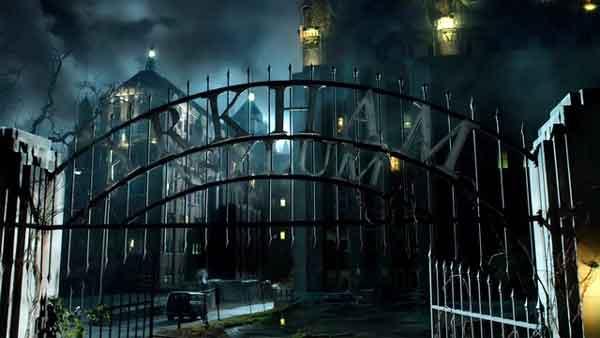 Психиатрическая больница Batman