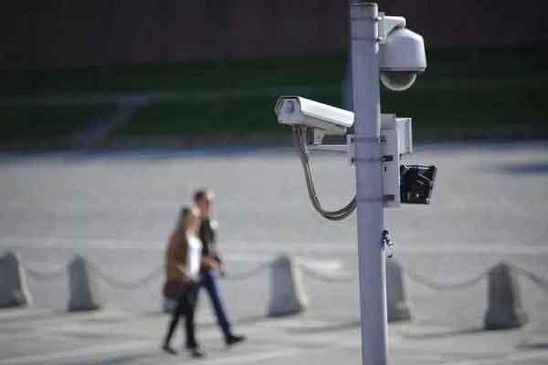 Поддельные камеры слежения