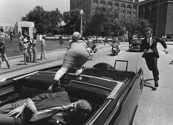 22 ноября 1963 года: убит Джон Кеннеди