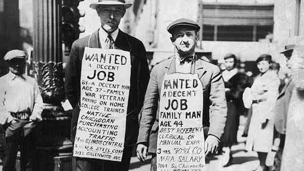 29 октября 1929 года: черный вторник, крах фондового рынка