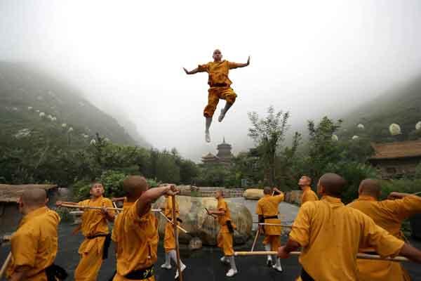 «Тренировка воина» во Вьетнаме