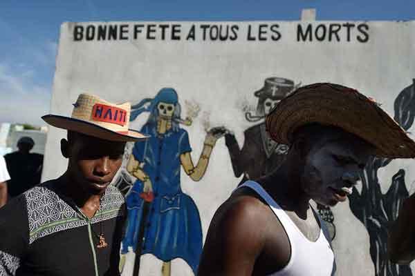 Гаити  Fete Gede