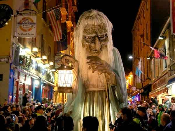 Ирландия Хэллоуин