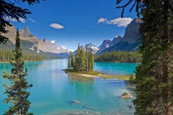 Озеро Малайн