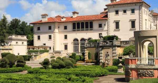 Музей и сады Визкая