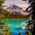 Топ-10 самых красивых озер в Канаде