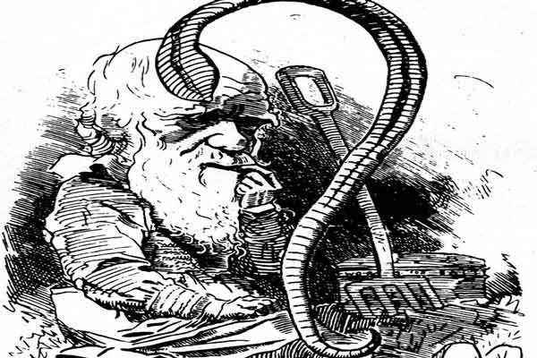 Чарльз Дарвин проводил исследования червей в Стоунхендже