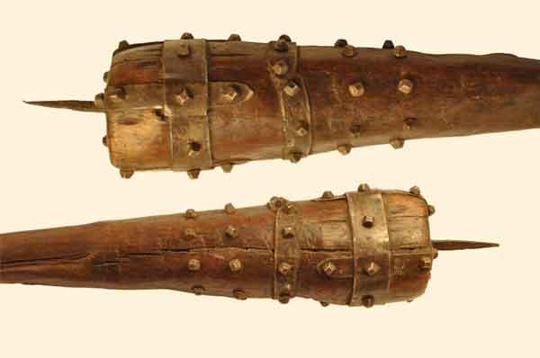 деревянная дубинка