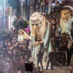 Традиции Хэллоуина и близких по духу праздников в мире