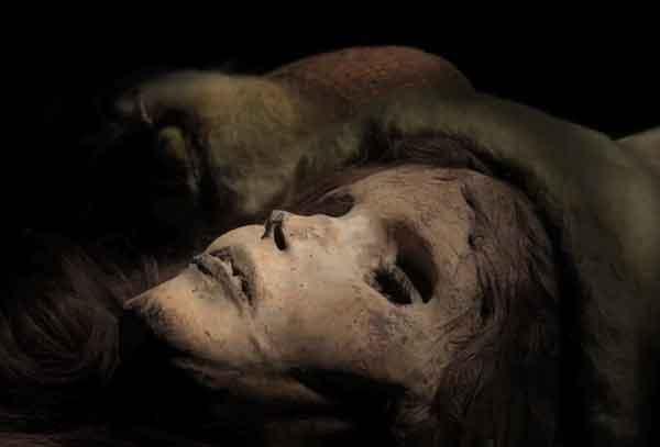 Самая красивая мумия