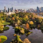 Самые красивые городские парки Австралии